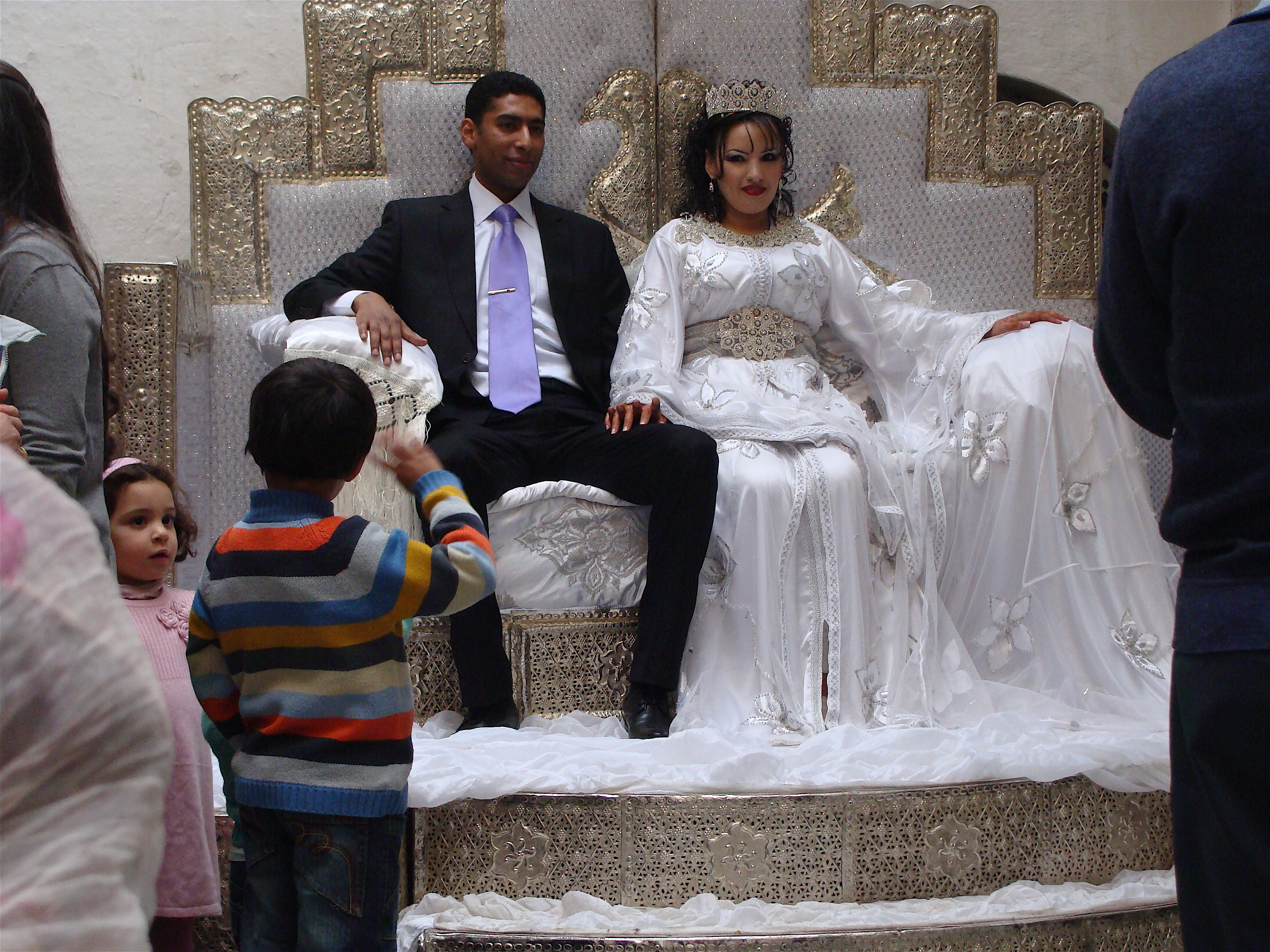 Morocco marriage